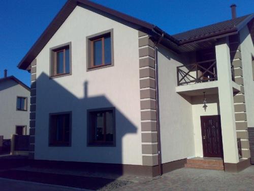 Утепление фасада дома 5