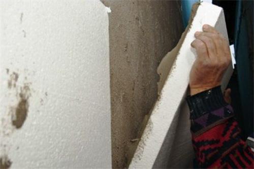 Утепление фасадов пенопластом ляпухи