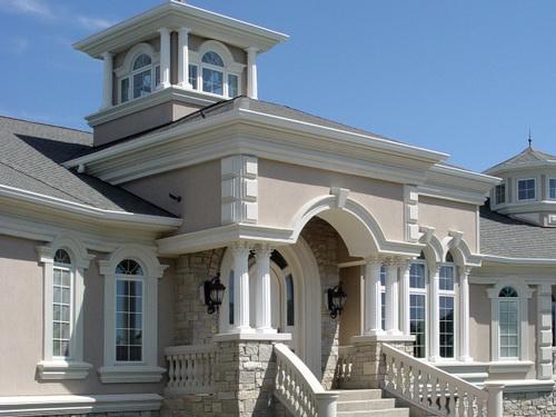 Архитектурные элементы фасадов 1