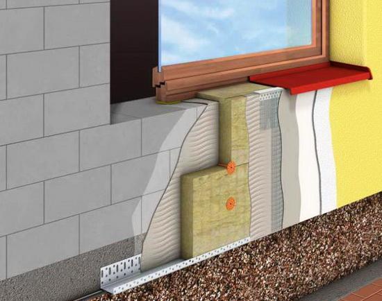Всегда ли нужен вентзазор мокрый фасад 1