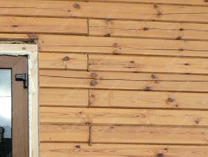 Утепление брусового дома снаружи пенопластом А