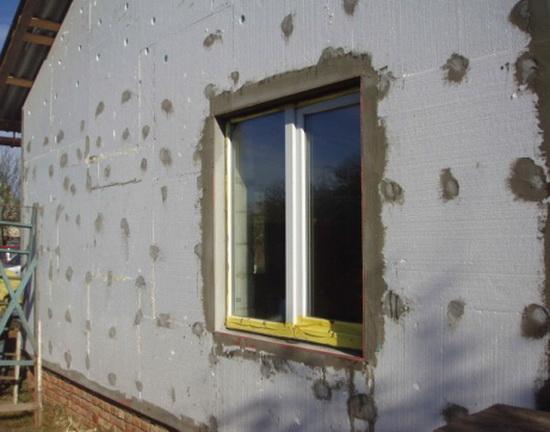 Утеплитель для кирпичных стен снаружи пенопласт 3