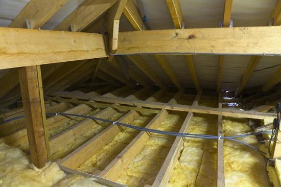 Самые экологичные утеплители для деревянного дома 3
