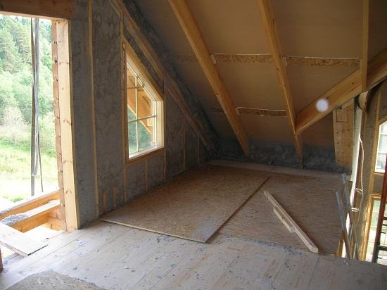 Самые экологичные утеплители для деревянного дома 4
