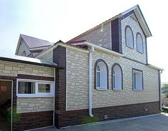 Фасадные панели для отделки наружных стен - что это и как монтировать 4