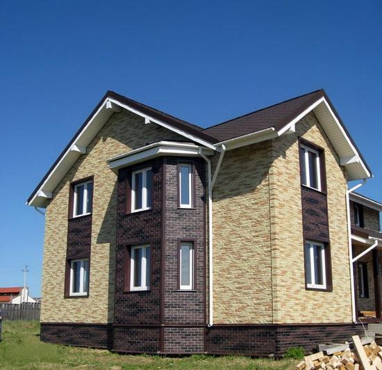 Фасадные панели для отделки наружных стен - что это и как монтировать 5