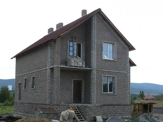 Строим дом – стены из керамзита 2