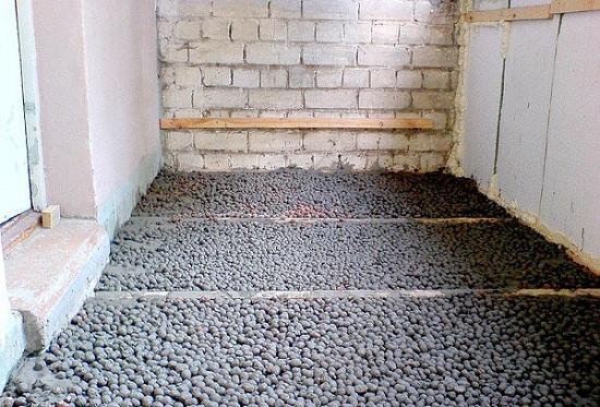 Строим дом – стены из керамзита 4