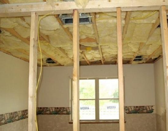 Как можно утеплить старый деревенский деревянный дом 3