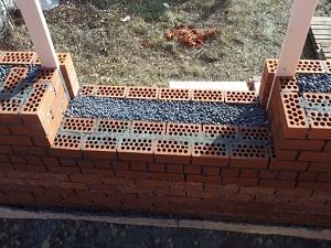 Как утеплять стены керамзитом 1