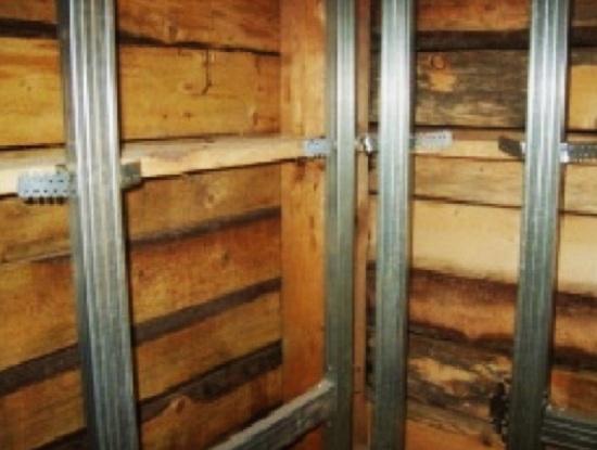 Как утеплить стены минватой в деревянном доме изнутри 3