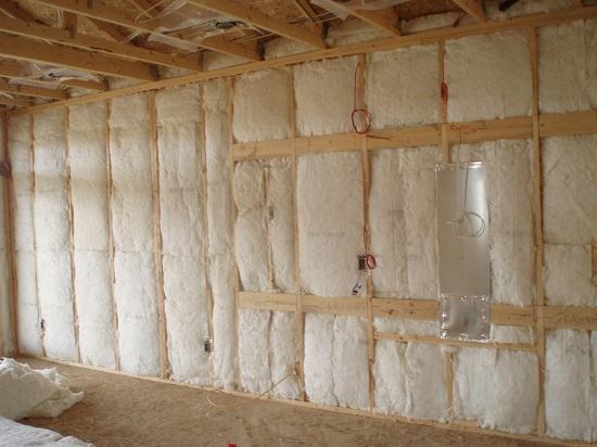 Утепление стен каркасного дома изнутри своими руками 4