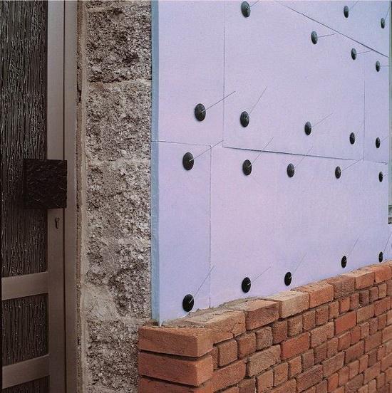Утепление стен и штукатурка по пенополистиролу 5