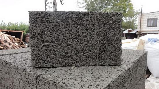 Арболит - недостатки материала при строительстве и эксплуатации частного дома 5
