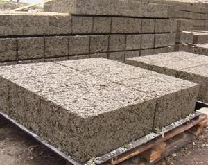 Арболит - состав, пропорции при самостоятельном изготовлении блоков 1