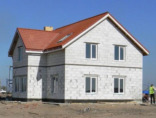 Калькулятор газобетонных блоков на дом - считаем потребность 2