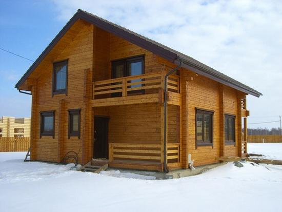 Стоит ли дом из бруса заказать или строить самому - ответы на вопросы 2