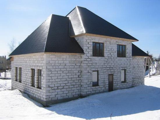 Калькулятор строительства дома из газобетона - считаем нашу стройку 2