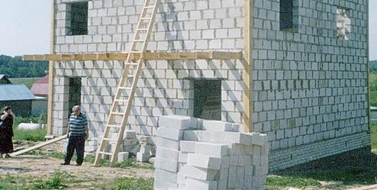 Дома из пеноблоков - отзывы владельцев домов 4