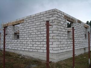 Дома из пеноблоков - отзывы владельцев домов 1