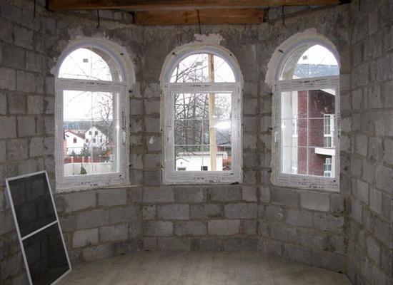 Эркеры - разновидности и типы конструкций в частном строительстве 2