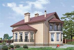 Эркеры - разновидности и типы конструкций в частном строительстве 1