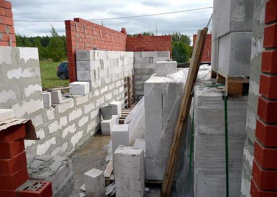 Газосиликатный блок – технические характеристики материала 5