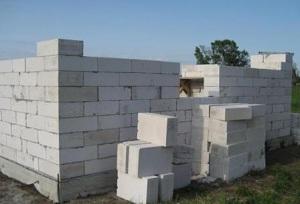 Газосиликатный блок – технические характеристики материала 1