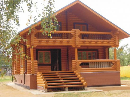 Калькулятор строительства дома из бруса - считаем брус на дом 2