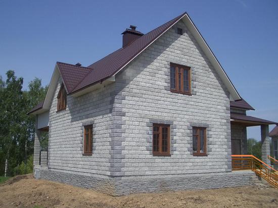 Керамзитоблоки - размеры, характеристики, применение как стенового материала 5