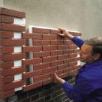 Клинкерные панели для фасада — обшиваем частный дом