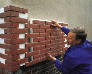 Клинкерные панели для фасада - обшиваем частный дом 1
