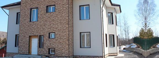 Латонит фиброцементные панели - плюсы и минусы фасадных панелей 4