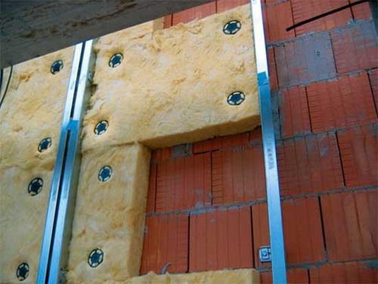 Наружный утеплитель для стен - утепление стен дома снаружи своими руками 2