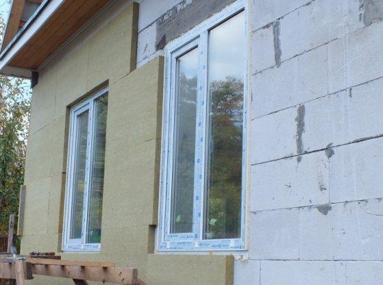 Наружный утеплитель для стен - утепление стен дома снаружи своими руками 4