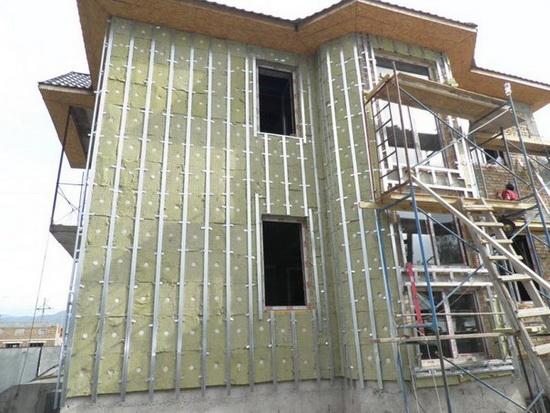 Выбор обрешетки для фасадных работ - монтируем сайдинг, плитку, планкен 3