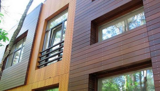 Выбор обрешетки для фасадных работ - монтируем сайдинг, плитку, планкен 5