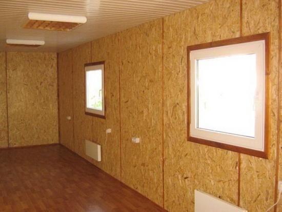OSB плита - характеристики, отзывы, применение в фасадных работах 4