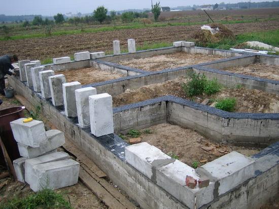 Пеноблоки - плюсы и минусы материала для постройки частного дома 5
