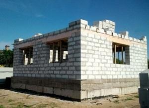 Пеноблоки - плюсы и минусы материала для постройки частного дома 1