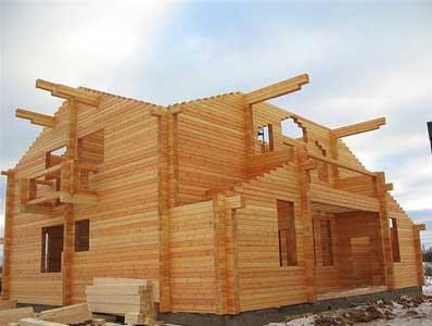 Расчет бруса на дом - калькулятор строительства небольшого брусового дома 1