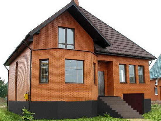 Разумный расход кирпича на 1м3 кладки при строительстве дома 2