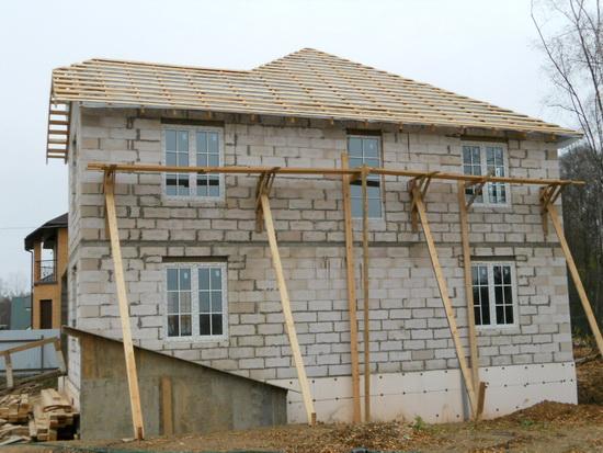 Стандартные размеры пеноблоков для строительства дома 2