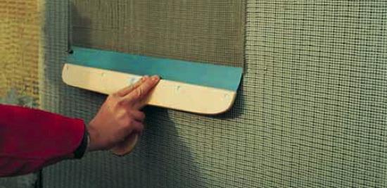 Оштукатуривание стен из газобетона - фасадные отделочные работы 4