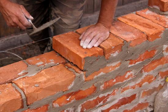 Сколько кирпичей в 1м2 кладки - считаем площадь стен частного дома 3