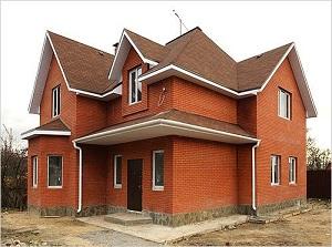 Сколько кирпичей в 1м2 кладки - считаем площадь стен частного дома 1