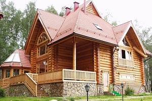 Срок эксплуатации деревянного жилого дома - как и чем увеличить продолжительность 1
