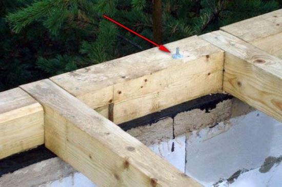 Срубы домов из бруса - недорого строим деревянный загородный дом 3