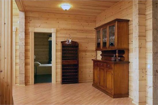 Срубы домов из бруса - недорого строим деревянный загородный дом 4