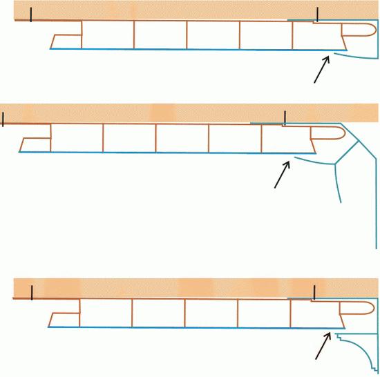 Стартовый профиль для панелей ПВХ - начинаем отделку фасада панелями 4